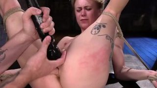 Succumbing To Squirting Orgasms: Anna Tyler